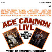 Live by Ace Cannon