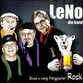 Blues a weng fränggischer Rock von Leno