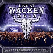 Live At Wacken 2013 van Various Artists