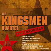 Fan Favorites de The Kingsmen (Gospel)
