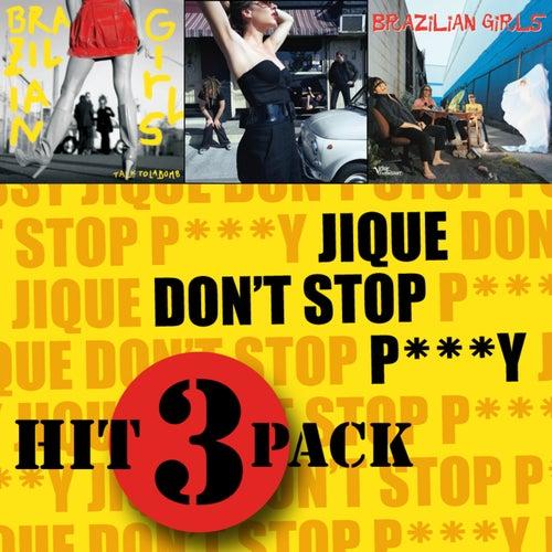 Jique Hit Pack by Brazilian Girls
