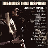 Blues That Inspired Johnny Winter de Various Artists