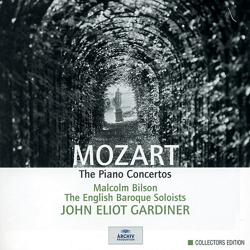 Mozart, W.A.: The Piano Concertos by Malcolm Bilson