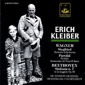 Wagner: Siegfried, Parsifal - Beethoven: Symphony No. 7 by Erich Kleiber