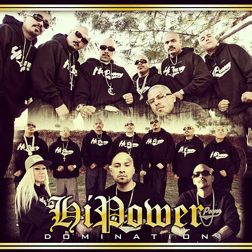 Hi Power Domination by Various Artists