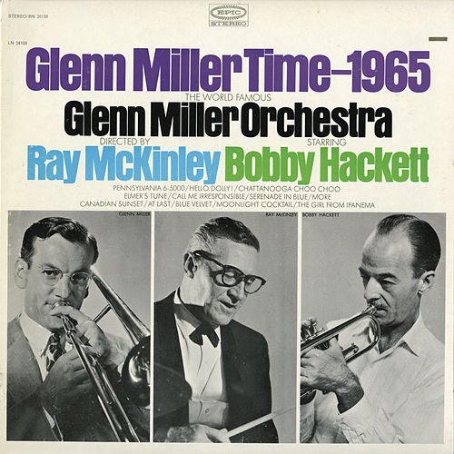 Glenn Miller Time- 1965 by Glenn Miller