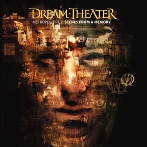 Scenes From A Memory by Dream Theater