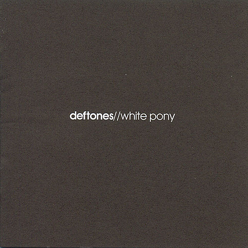 White Pony Limited Edition by Deftones
