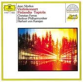 Sibelius: Violin Concerto; Finlandia; Tapiola by Various Artists