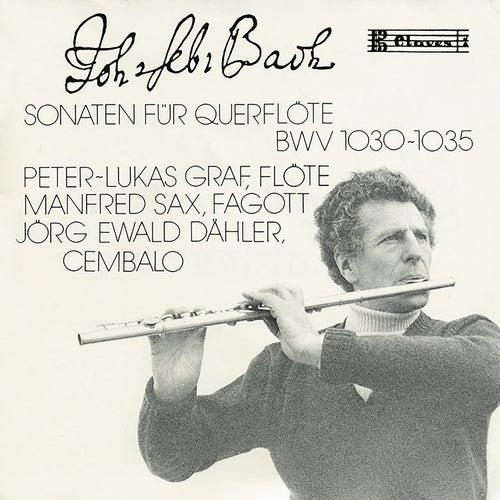 Johann Sebastian Bach: Sonaten Für Querflöte, BWV 1030-1035 by Jörg Ewald Dähler