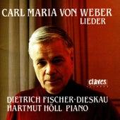 Carl Maria Von Weber: Lieder von Dietrich Fischer-Dieskau