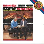 Bartók: Sonata for 2 Pianos & Percussion, Sz. 110 - Brahms: Variations on a Theme by Haydn, Op. 56b von David Corkhill, Evelyn Glennie, Murray Perahia, Sir Georg Solti