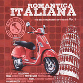 Romántica Italiana. The Best Italian Hits of the 60's Vol. 1 de Various Artists