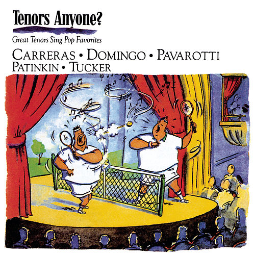Tenors Anyone? by Various Artists