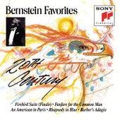 Bernstein Favorites: Twentieth Century by Various Artists