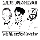 Favorite Arias by the World's Favorite Tenors by Domingo