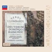Verdi: I Lombardi by Various Artists