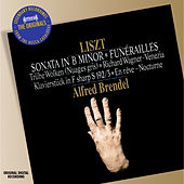Liszt: Sonata in B minor etc by Alfred Brendel
