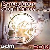 Psychedelic Goa Trance 2014, Vol. 4 - 60 Best Of Top Classic Hits [2007-2014] Master Collection by Various Artists