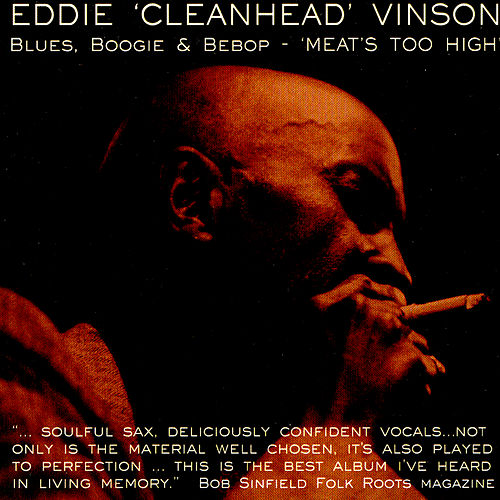 Meat's Too High - Blues, Boogie & Bebop by Various Artists