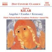Choral And Orchestral Works by Wojciech Kilar