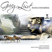 Grieg: Piano Concerto/6 Lyric Pieces/Liszt: Piano Concerto 2 by Leif Ove Andsnes