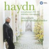 Haydn: Symphonies 88-92, Sinfonia Concertante de Berliner Philharmoniker