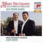Mozart: Flute Concertos, K. 313 & 314 di Jean-Pierre Rampal
