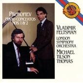 Prokofiev:  Concertos for Piano and Orchestra Nos. 1 & 2 von Vladimir Feltsman