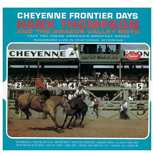 Cheyenne Frontier Days by Various Artists