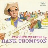 Favorite Waltzes by Hank Thompson