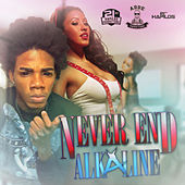 Never End - Single von Alkaline