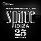 Space Ibiza 2014 (25th Anniversary) (Mixed By Carl Cox, Kevin Saunderson & Mync) de Various Artists