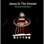 Jesus Is the Answer by Bob Wilson