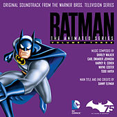 Batman: The Animated Series (Original Soundtrack from the Warner Bros. Television Series), Vol. 3 von Various Artists