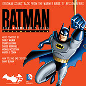 Batman: The Animated Series (Original Soundtrack from the Warner Bros. Television Series), Vol. 5 by Various Artists