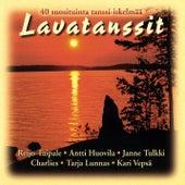 Lavatanssit - 40 Suosituinta tanssi-iskelmää von Various Artists