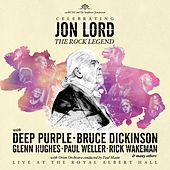 Celebrating Jon Lord - The Rock Legend de Various Artists