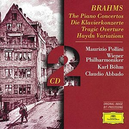 Brahms: The Piano Concertos; Tragic Overture; Haydn Variations by Various Artists