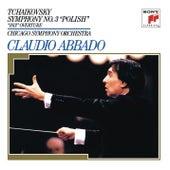 Tchaikovsky: Symphony No. 3, Op. 29 (Polish); and 1812 Overture di Chicago Symphony Orchestra