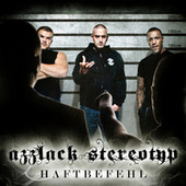 Azzlack Stereotyp von Haftbefehl