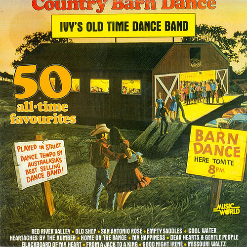 Country Barn Dance by Ivy's Old Time Dance Band : Napster
