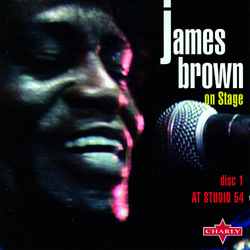 On Stage CD1 by James Brown