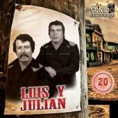 20 Exitos de Coleccion de Luis Y Julian