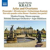 Kraus: Arias & Overtures de Various Artists
