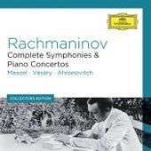 Rachmaninov: Complete Symphonies & Piano Concertos (Collectors Edition) von Tamás Vásáry