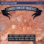 Famous Concert Marches by Various Artists