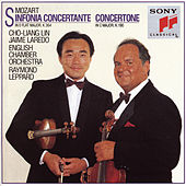 Mozart: Sinfonia Concertante in E-flat Major, KV. 364; Concertone in C Major, KV. 190 by Cho-Liang Lin