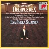 Stravinsky:  Oedipus Rex by Esa-Pekka Salonen