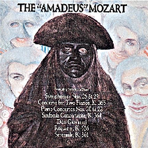 Music from the Film 'Amadeus' by Various Artists